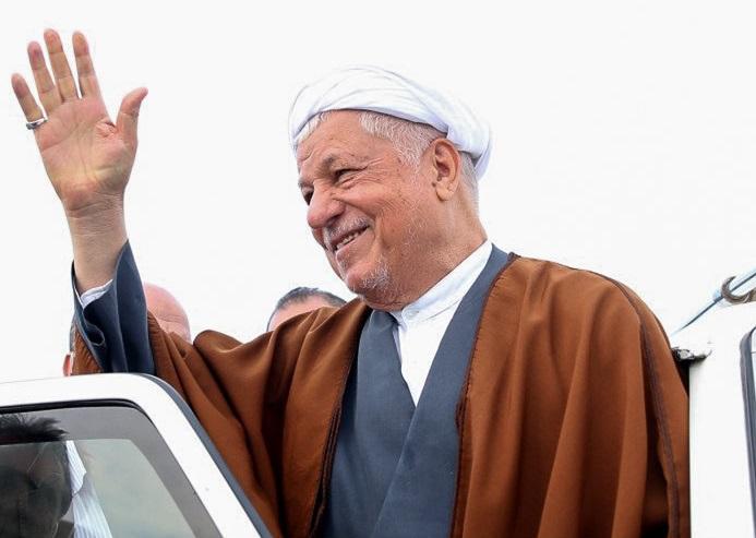 آیت الله هاشمی رفسنجانی دار فانی را وداع گفت