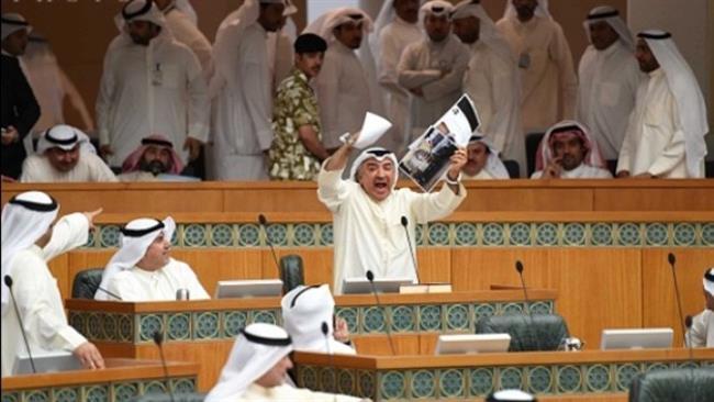 فشارهای تفرقه برانگیز آل سعود علیه شیعیان کویت